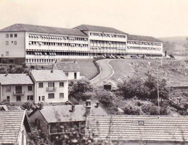 Aurillac, collège technique