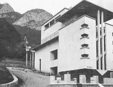 Gare inférieure, téléphérique du Mont Veyrier, Annecy