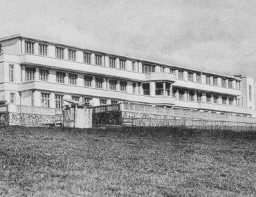 Aurillac, maison de l'enfance (atrium), Georges Breuil architecte